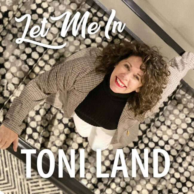 Toni Land - Let Me In